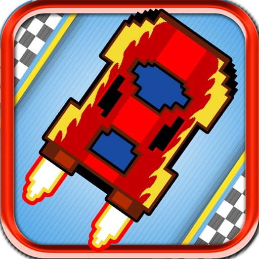 8-Bit Candy Chase - Real Nitro Track Race - Racing Game / Gratis icon