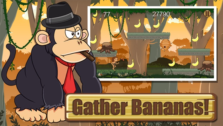 Gorilla Game of War - Attack of The Clans