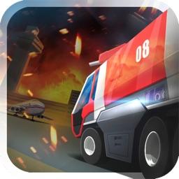 Airport Fire Truck Simulator