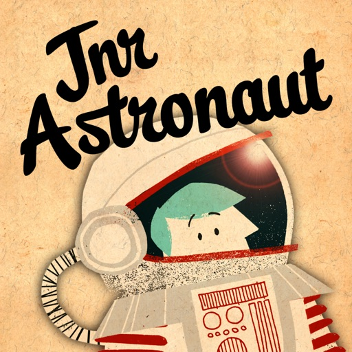Junior Astronaut - Breaking through the space barrier icon