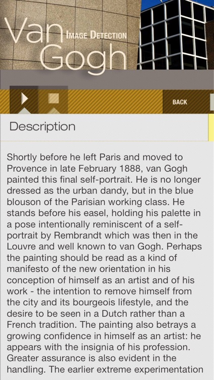 Van Gogh Museum ID Audio guide screenshot-3