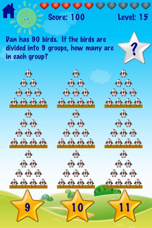 Ace Kids Math Word Problems Advanced Free Lite by Hien Ton