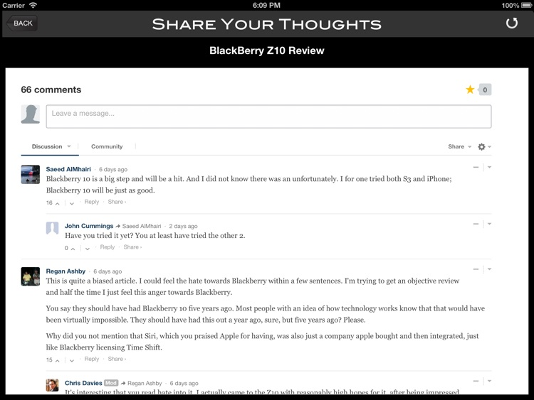 SlashGear for iPad screenshot-4