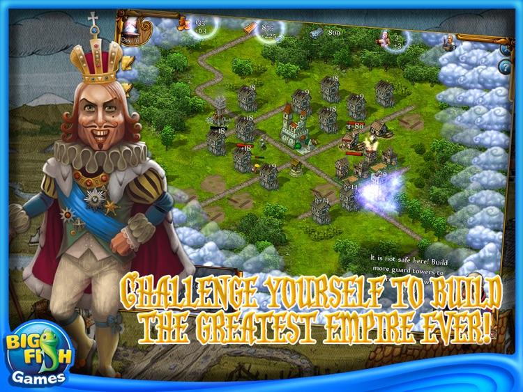 Be a King: Golden Empire HD screenshot-4