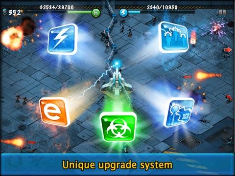 Tesla Wars HD Скриншоты6