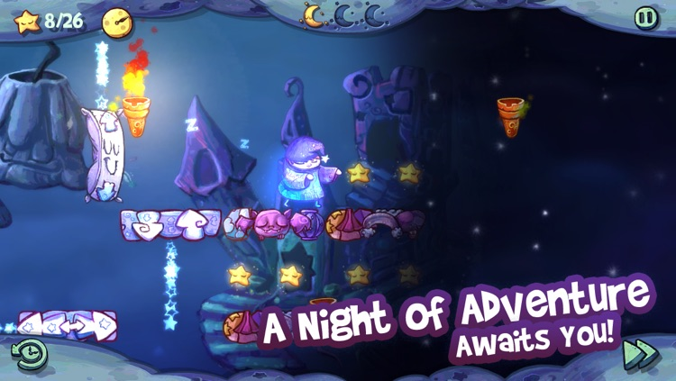 Sleepwalker's Journey FREE screenshot-4