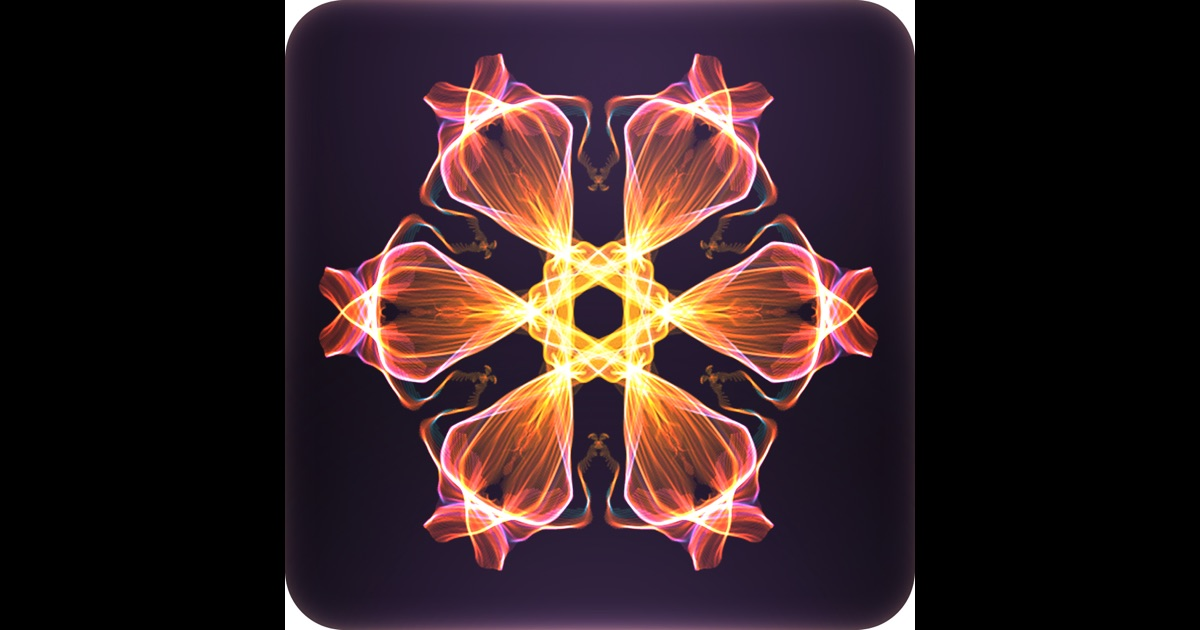 Silk Interactive Generative Art On The App Store