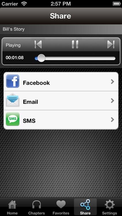 A.A. Big Book Audio screenshot-3