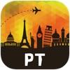 ポルトガル オフラインマップ、ガイド。ホテル、天候、旅行 リスボン,ポルト,ファロ,マデイラ諸島