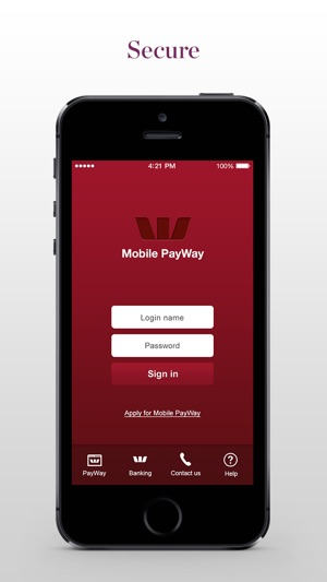 Westpac Mobile PayWay on the App Store