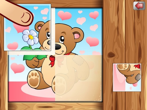 Amusing Kids Puzzles - cute scenes for kids, toddlers and families-ipad-0