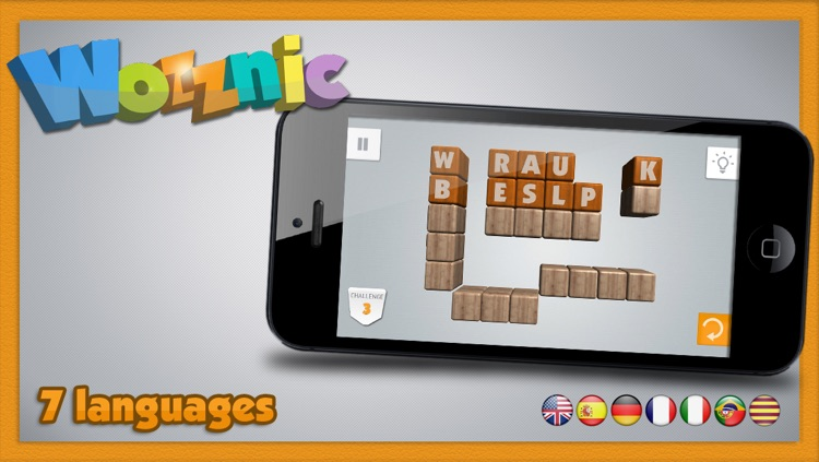 Wozznic - Word puzzle game screenshot-3