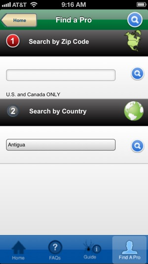 Pest World en App Store