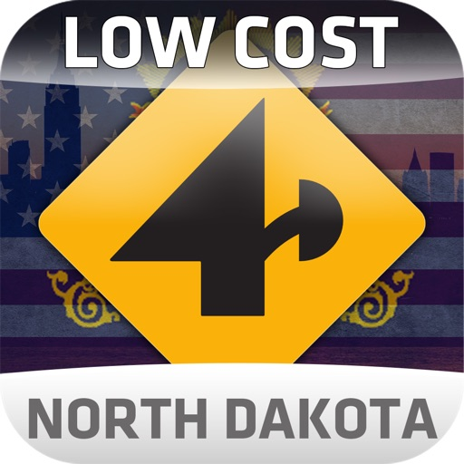 Nav4D North Dakota @ LOW COST icon