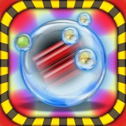 Bubble Drop Crusher HD Free - The Trouble Mania Safari Game Saga