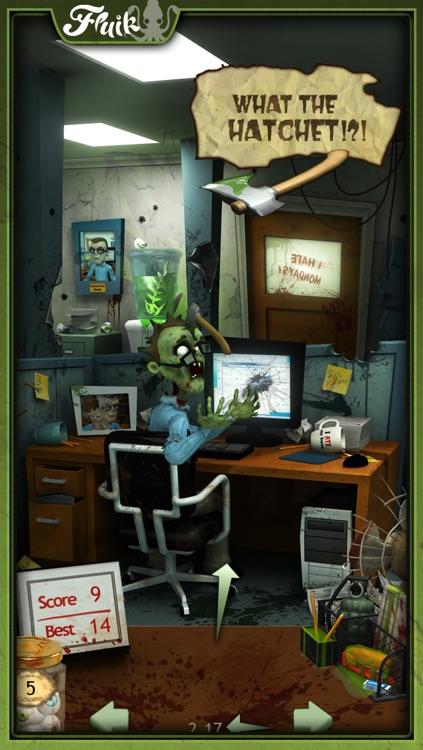 Office Zombie screenshot-3