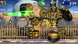 Golden Galaxy Screenshot