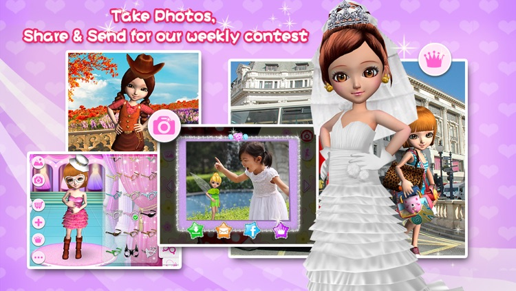 Coco Dress Up 3D screenshot-4