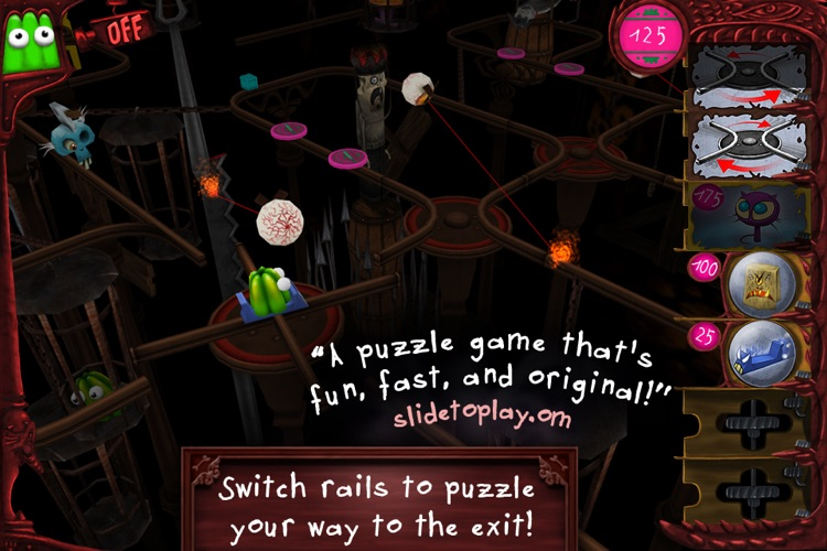 The Great Jitters: Pudding Panic screenshot-3