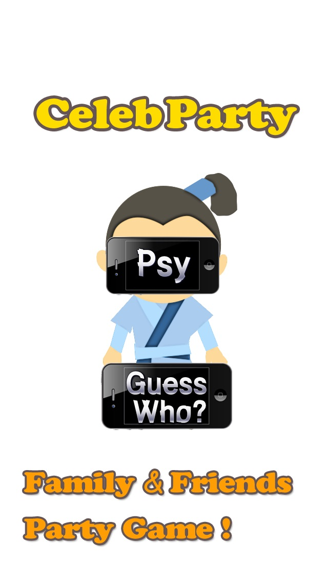 CelebParty : Guess the Celeb who's what's word? up Charades free heads