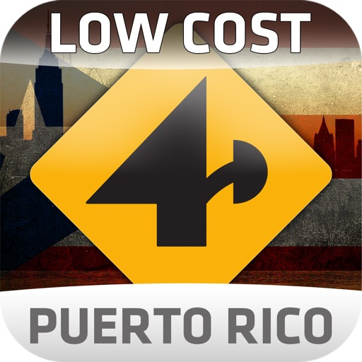 Nav4D Puerto Rico @ LOW COST icon