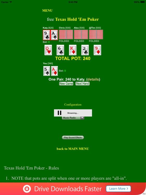 Poker Dice and Casino Games - BA.net