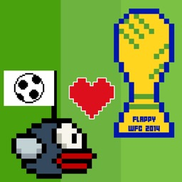 Flappy in Football cup 2014 Edition