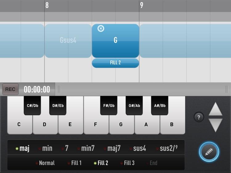 SessionBand for iPad screenshot-4