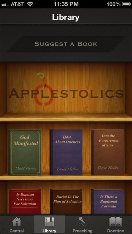 Applestolic Central screenshot-3