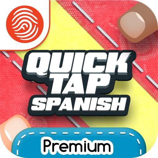 Quick Tap Spanish Premium - A Fingerprint Network App