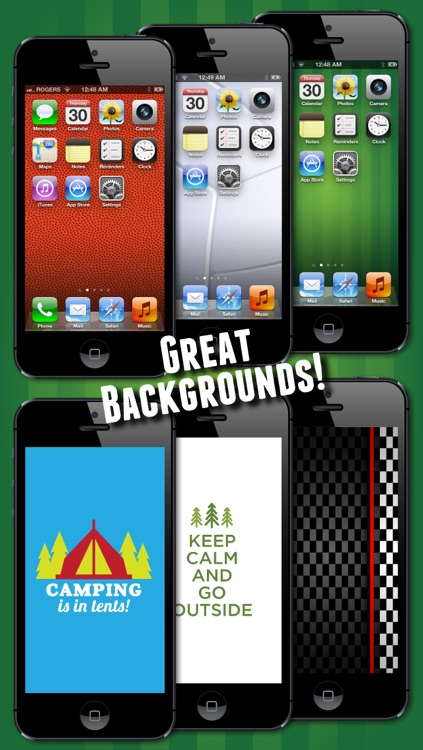 Sports Backgrounds & Wallpapers for Soccer, Football, Basketball, Baseball & More!