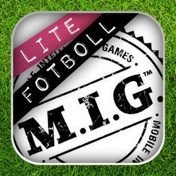 Fotbolls-MIG Lite - Frågespelet du tar med dig