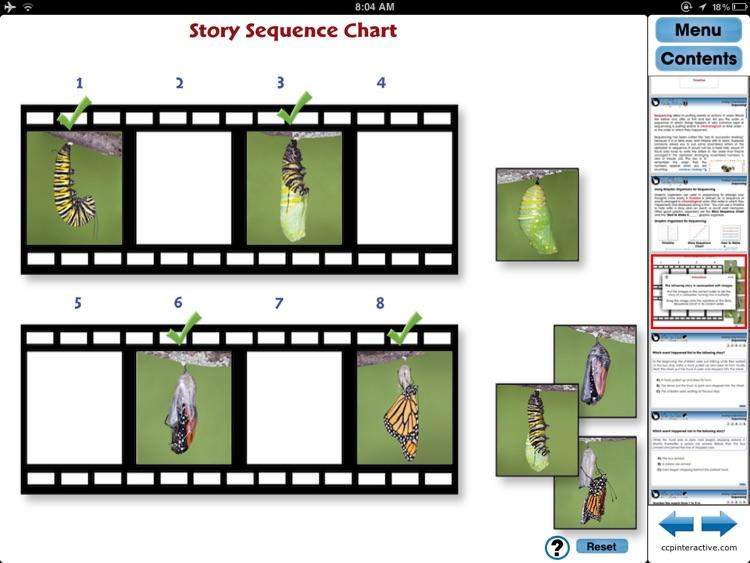 Reading Comprehension screenshot-3