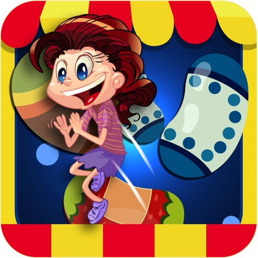 Candy City Sweetness Jumper - Jelly & Bomb Jump Mania PRO FUN