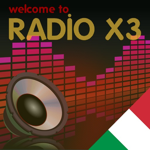 Le Radio in Italia - X3 Italy Radio icon