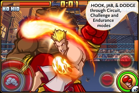Super KO Boxing 2 Free screenshot-3