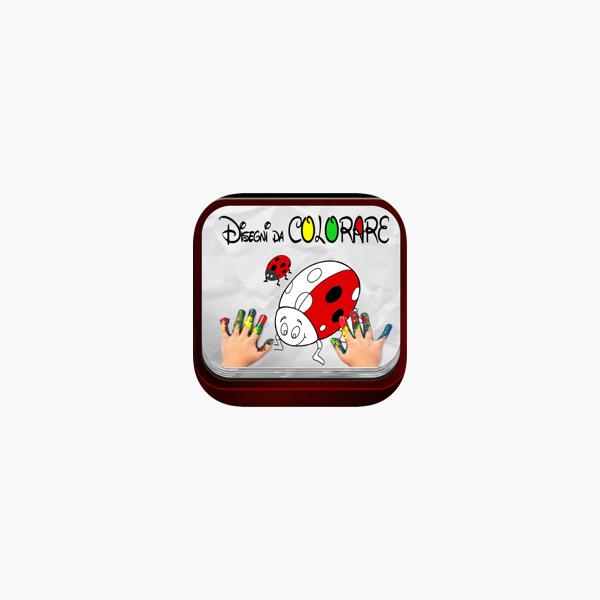 Disegni Da Colorare Su App Store