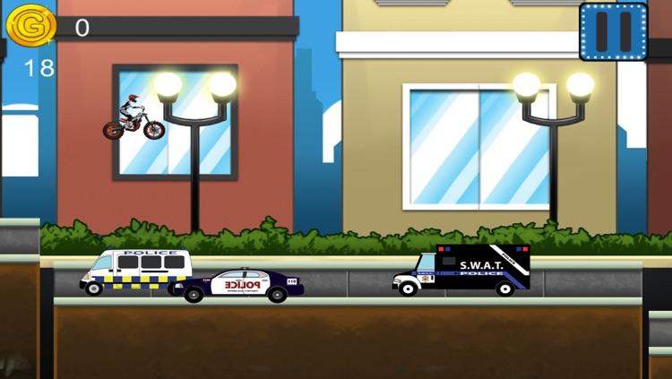 Motorbike Race Police Chase - PRO Turbo Cops Racing Game screenshot-3