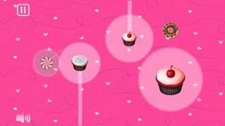 Cupcake Saga - A top free HD puzzle game with cupcakes, bonbons, donut and lollipops.-1