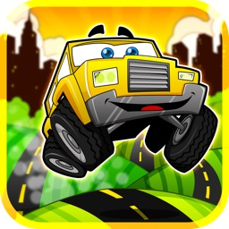 Cartoon Car Race Lite