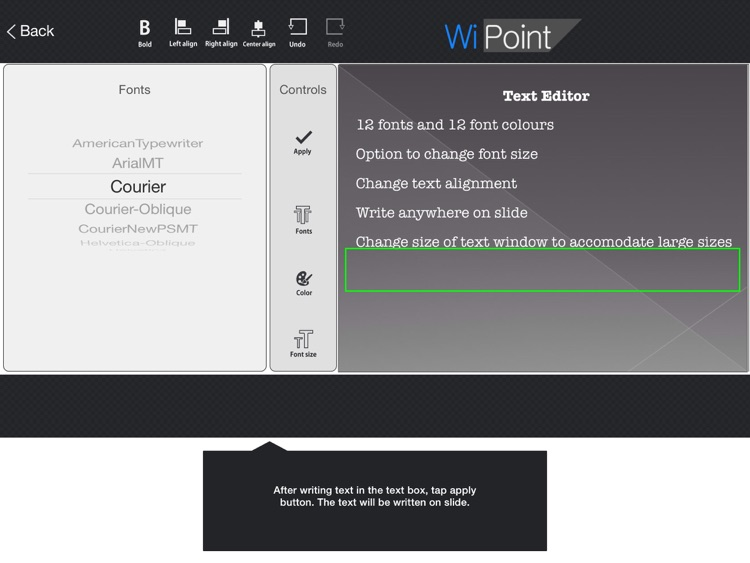 WiPoint HD - Make HD video presentation & photo slideshow screenshot-2