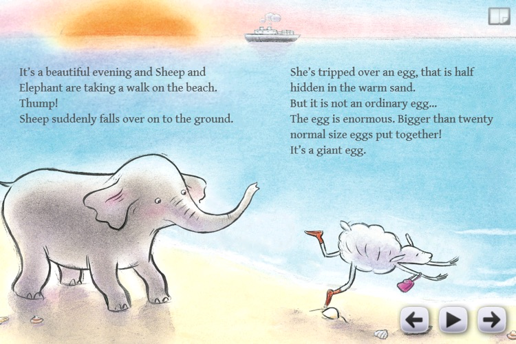 Tommy Piglet and the Golden Egg