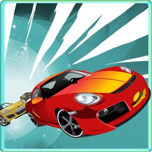 A Retro Night Race - Free Top Speed Edition