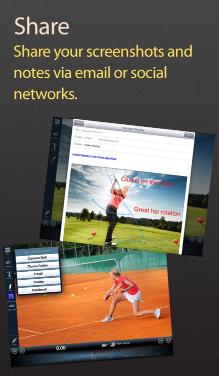 Instant Replay - Sports Video Analysis Tool
