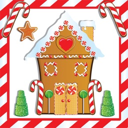Gingerbread House Maker HD