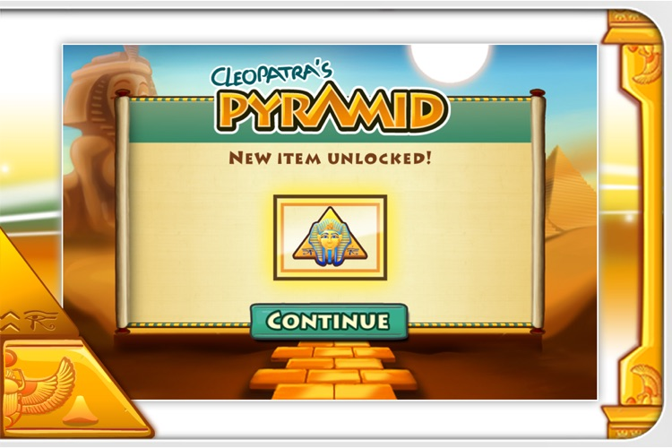 Cleopatra's Pyramid screenshot-4