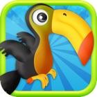 Pájaros locos burbuja Adventure - un juego Kids Fun icon