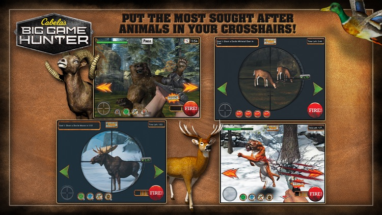 Cabela's Big Game Hunter screenshot-3