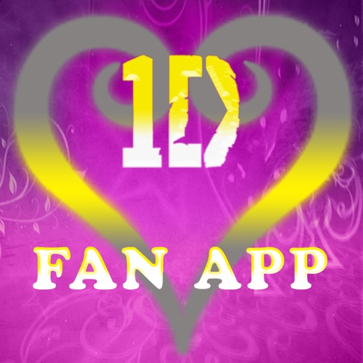 1D fan app - One Direction edition