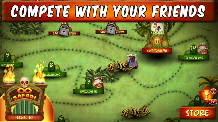 Jungle Rumble screenshot-3